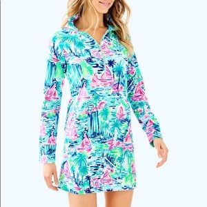 NWT Lilly Pulitzer Popover dress SM.